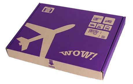 彩印啤盒纸箱